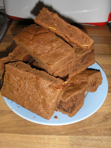 Brownies chocolat, orange et Bailey's (1).JPG